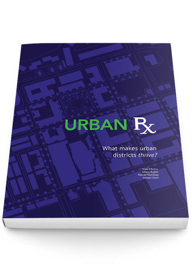 UrbanRx Book